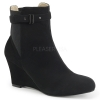 KIMBERLY - 102 Black Suede